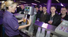 ExacTap gets the beers in at o2 Dublin