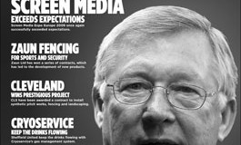 May / June 2009 – DIGITAL EDITION – Football & Sports Arena