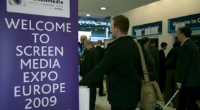 Screen Media Expo Europe 2009