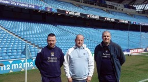 Improved grass cover at Manchester city pitch, thanks to Barenbrug's BAR 50 SOS