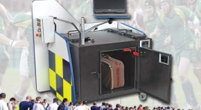 Dual-purpose X-Ray security screening for events, stadiums and public meetings