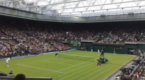 SCX creates modern wonder of engineering at Wimbledon