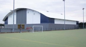 Rubb Buildings sporting advantage at stourport sports