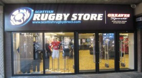 Changing the face of Scottish Rugby retail
