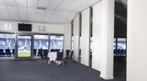 Folding walls let Cardiff City stadium maximise hospitality business