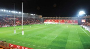 Sports floodlighting