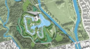 2012 canoe slalom venue on track as foundations laid for an early legacy of world-class facilities