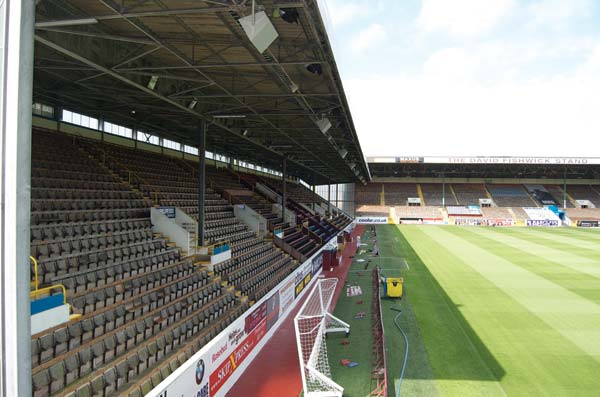 Burnley FC team up with a Harman Pro Solution | Football ...