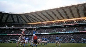 Compass Group UK & Ireland has Rugby fever