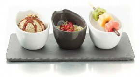 Stylish front of house serving solution for hospitality industry