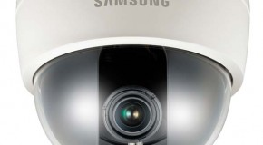 "Samsung Techwin introduces ""the only fixed dome you will ever need"""