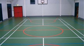 Flowcrete on the ball with launch of new sports flooring