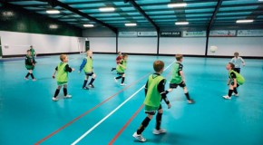 Gerflor provides a multi-purpose solution for junior football club