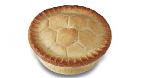 It's all about the hearty half time pie