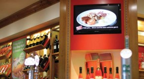 Brewers Fayre benefits from the power of digital signage
