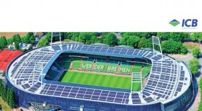 EVALON® Solar is winning solution for UK stadiums