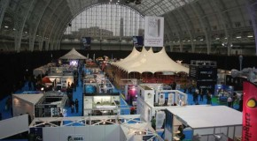 Event suppliers becoming exhibitionists for 2012