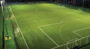 Dedicated 3G surface by Playrite helps create state of the art sports facility