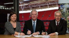 The FA and Special Olympics GB sign a Memorandum of Understanding