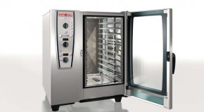 Fat-Free Combi Steamer Rational unveils its 'programmable-manual' CombiMaster Plus