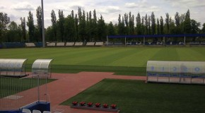 STRI transforms England Euro 2012 training base in Hutnik