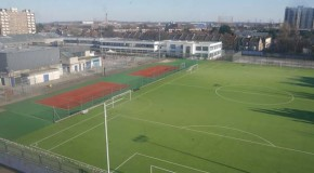 New MUGA from Playrite improves school facilities