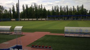 Barenbrug seed shoots and scores at England Euro 2012 training camp!