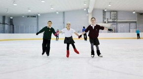 Ice one! De Boer skates to success with rink project