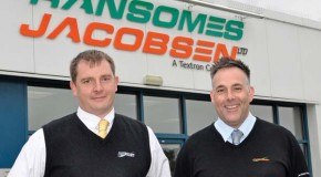 New regional sales management appointments at Ransomes Jacobsen
