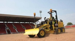 CLS complete renovation works for Gateshead Stadium