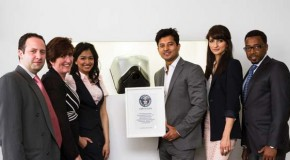 SAVORTEX becomes the first-ever hand dryer to achieve a Guinness World Records title