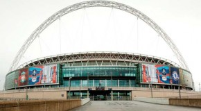 Service Graphics provide Wembley Stadium FA Cup branding