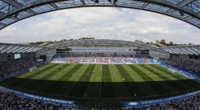 Ateis Applaud Albion and Hove Football Stadium