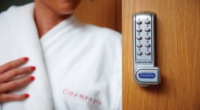 Champneys health spa resorts go keyless with KitLock