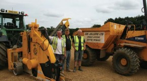 Investment in AFT Trencher pays dividends