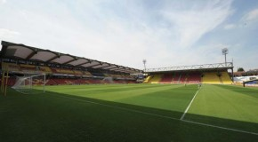 Lindley Scoops Watford FC Vicarage Road Catering contract