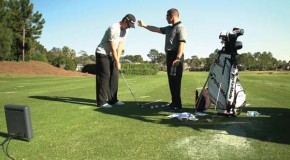 TrackMan boost for PGA Training Academy