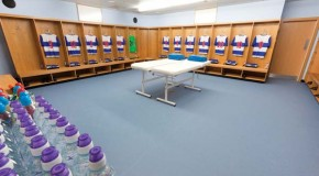 New Altro Unity™ 25 scores big at reading football club
