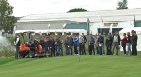 Hugely successful open days at Ransomes Jacobsen