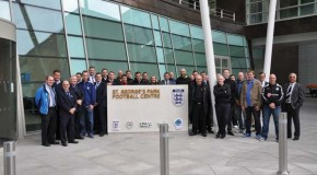 Rigby Taylor follows in royal footsteps at Premier League seminar