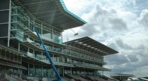 Striking Ebor stand set for 2013 with Nationwide Platforms